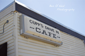 Cupp's Drive In | Waco Food Photographer