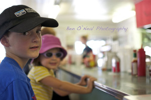 Cupp's Drive In | Waco Photographer