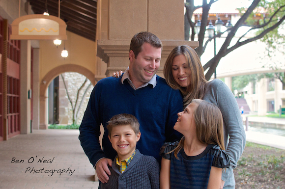 Fun Family Photo Session in Las Colinas | Las Colinas Family Photographer